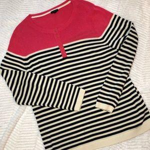 Talbots sweater size XL